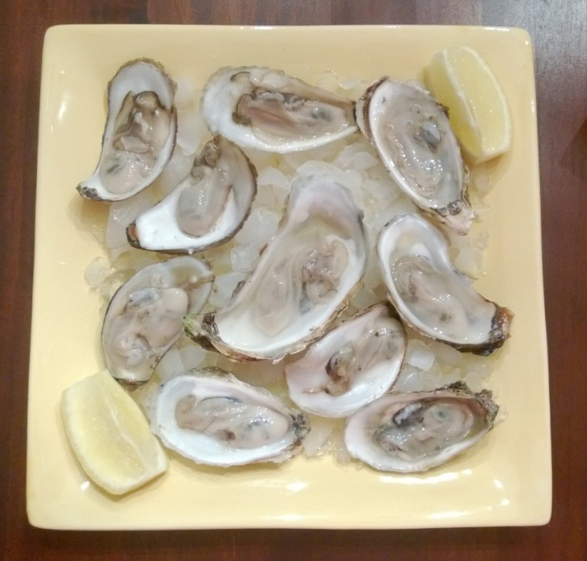 OystersOnTheHalfShell